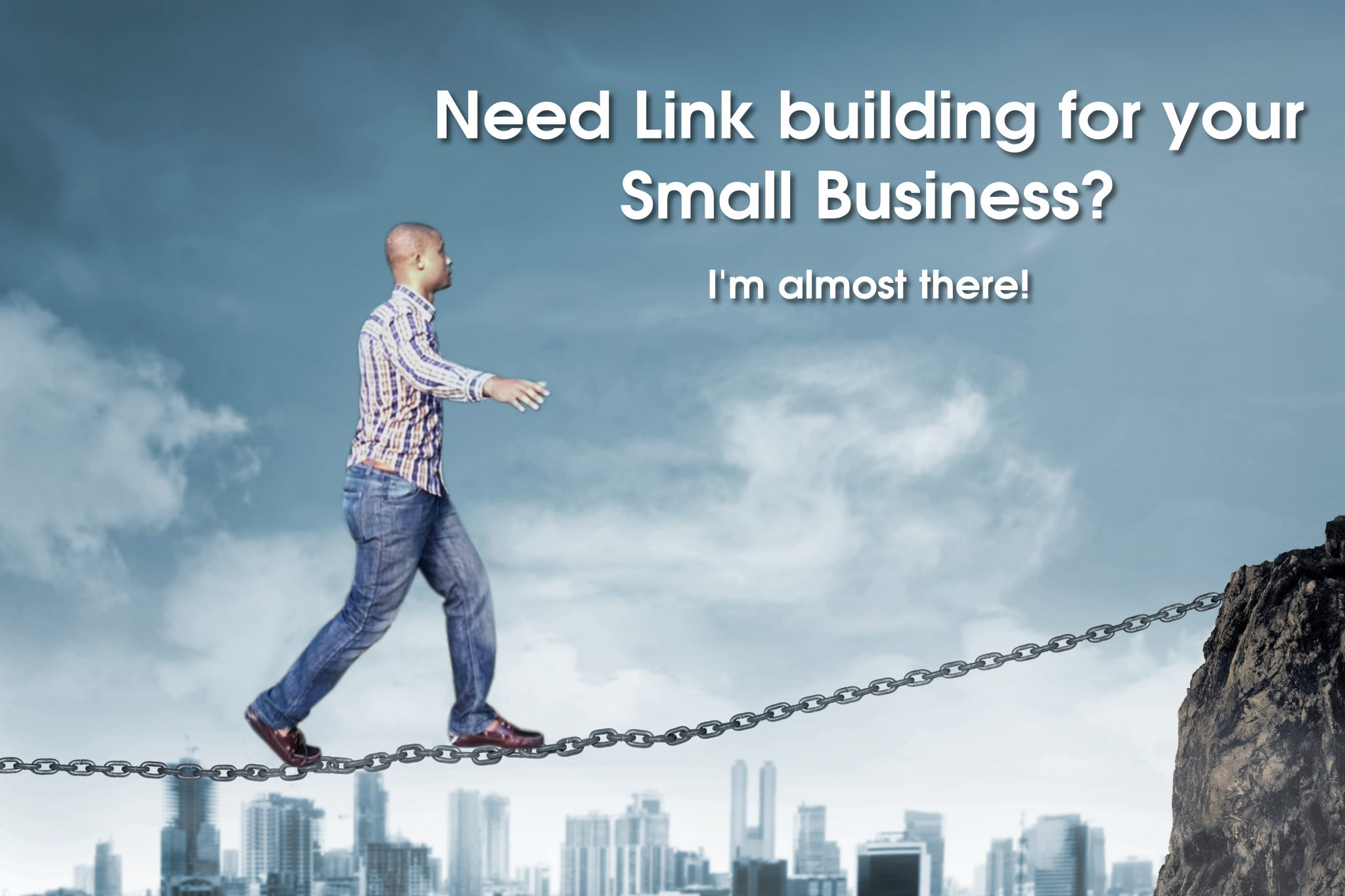 small business link building