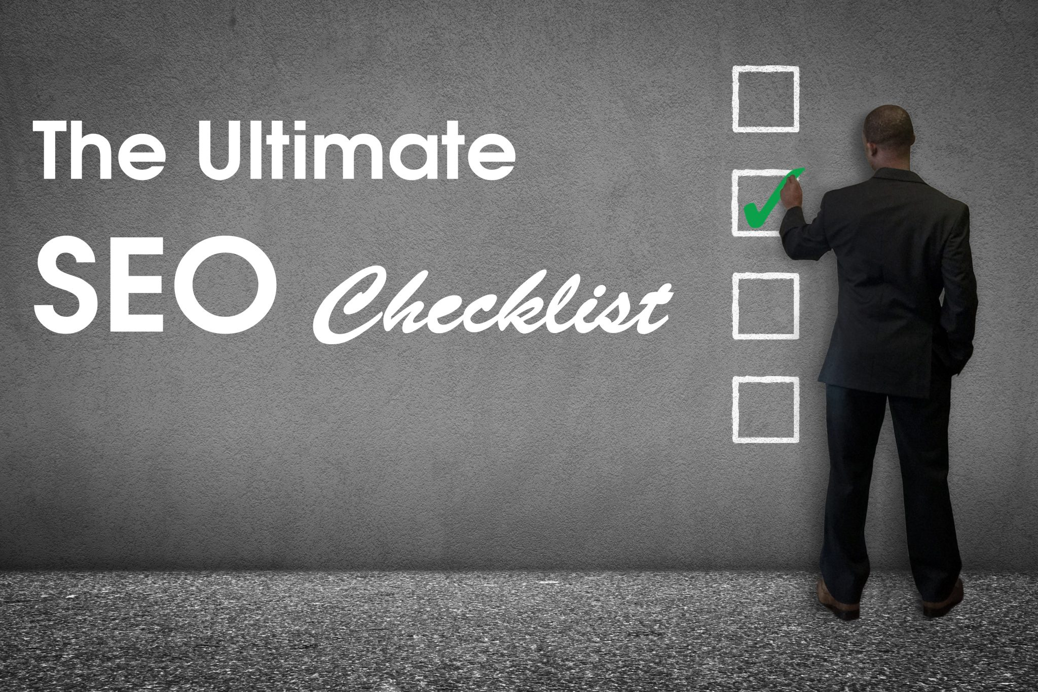ultimate seo checklist