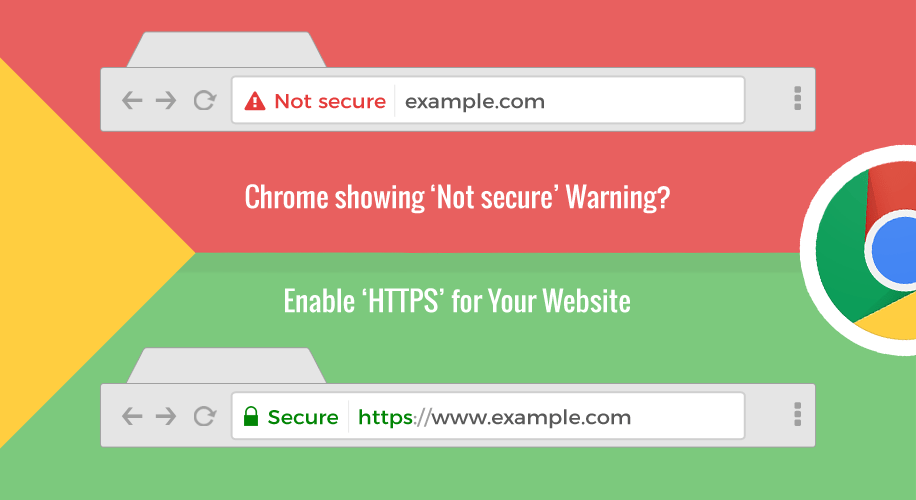 not secure website local seo
